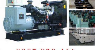 Máy phát điện Doosan 529 KVA liên tục/ 583 KVA dự phòng.