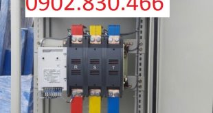 Bộ Chuyển Nguồn Tự Động ATS 3P 400A -VITZRO (VIDER)- XUẤT XỨ KOREA,nhập khẩu mới 100%.